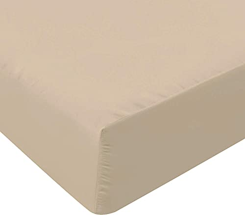Utopia Bedding Sábana Ajustable 150 x 200 cm - Sábana Cama 150 - Bolsillo Profundo - Microfibra Cepillada...