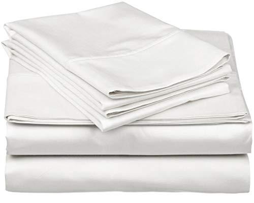 Juego de sábanas 100 % de algodón egipcio de 1000 hilos
