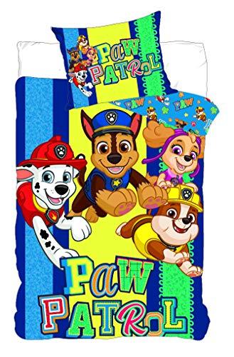 BrandMac ApS Ropa de cama infantil de la Patrulla Canina.