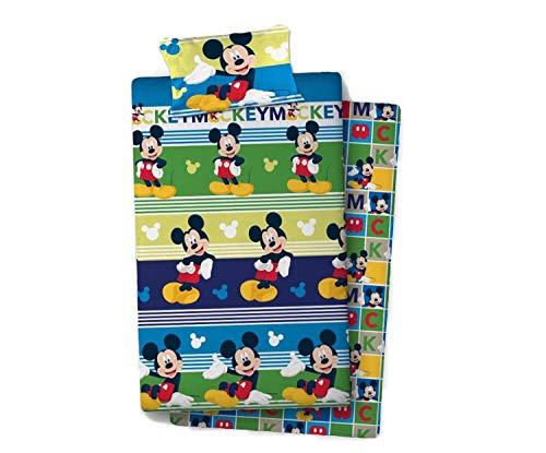 NEW IMPORT LICENCIAS Juego DE SABANAS 105CM Mickey