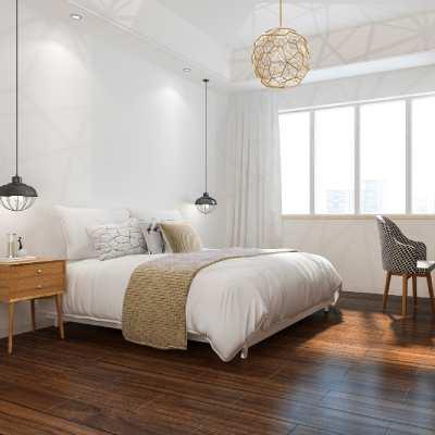 ¿Cómo hacer más cálida una habitación?